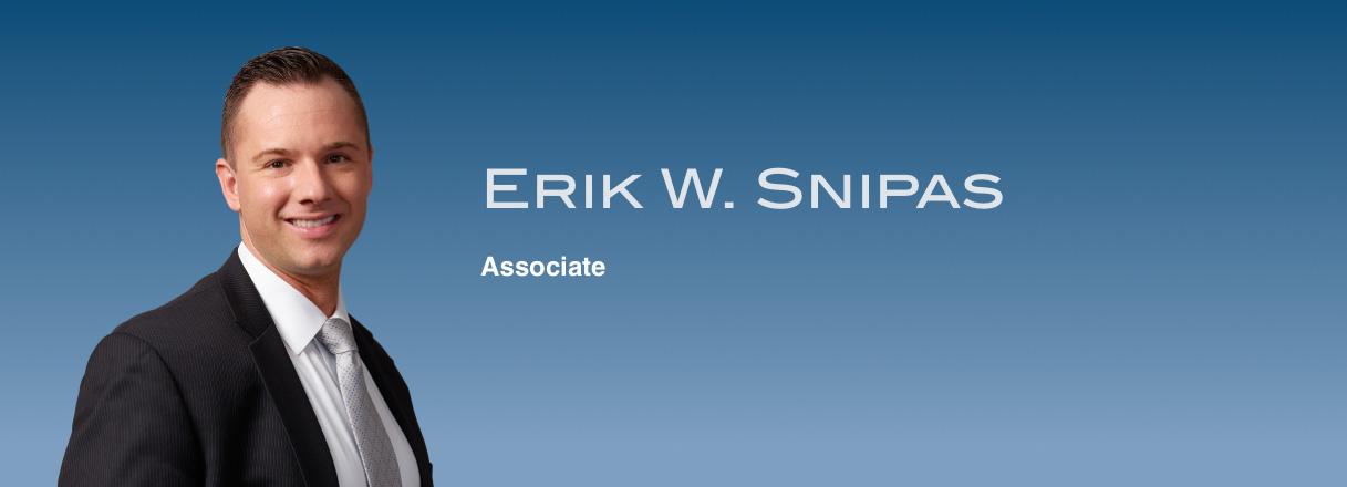 Erik W. Snipas