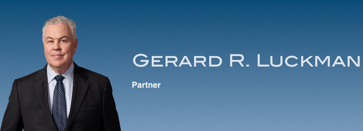 Gerard R. Luckman