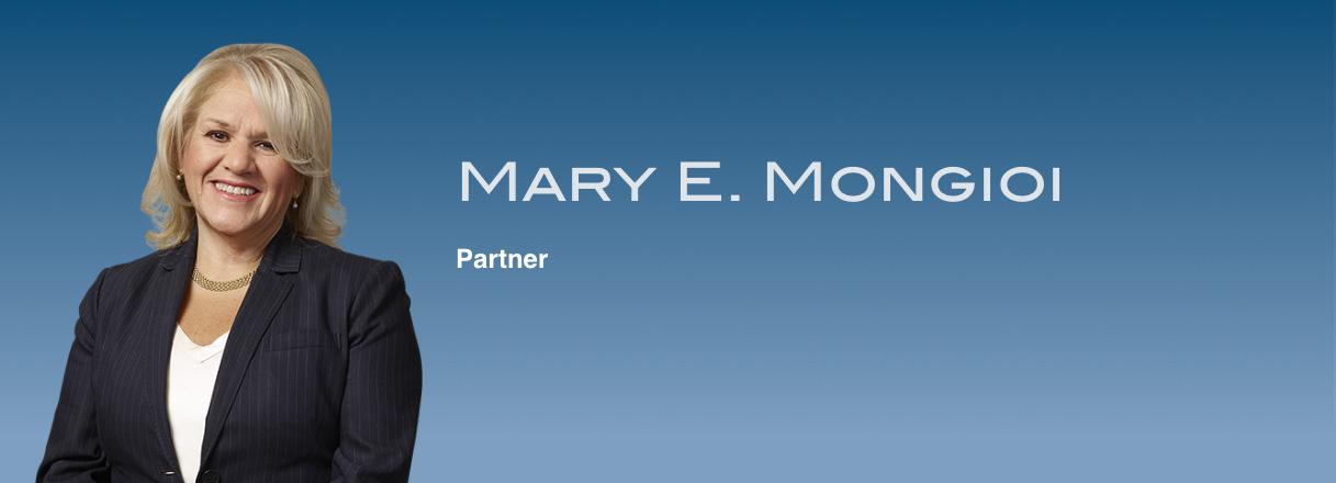 Mary E. Mongioi