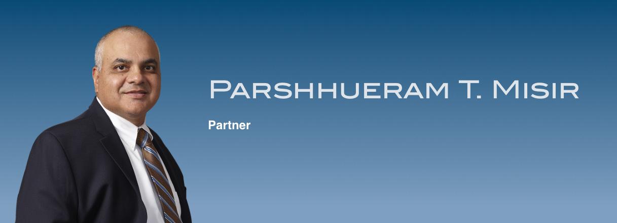 Parshhueram T. Misir