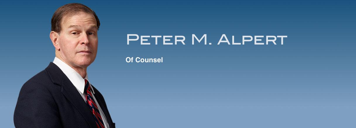 Peter M. Alpert