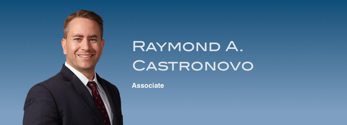 Raymond A. Castronovo