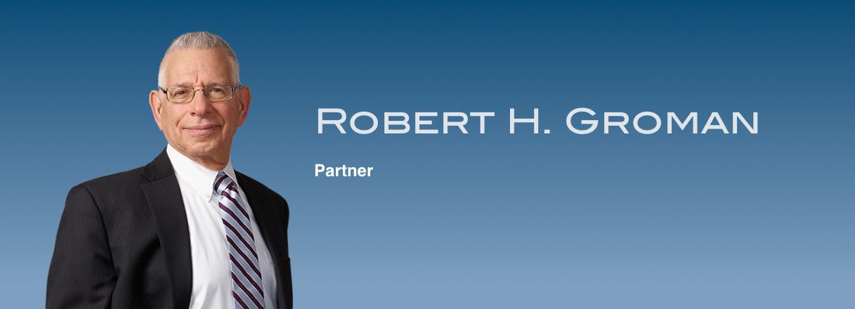Robert H. Groman