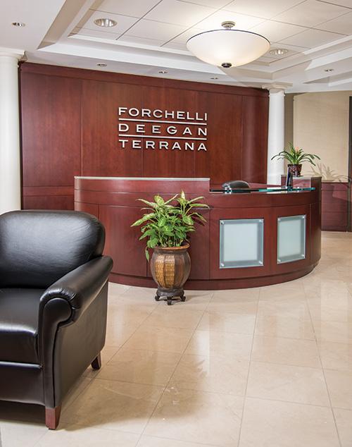 Forchelli Deegan Terrana LLP Lobby