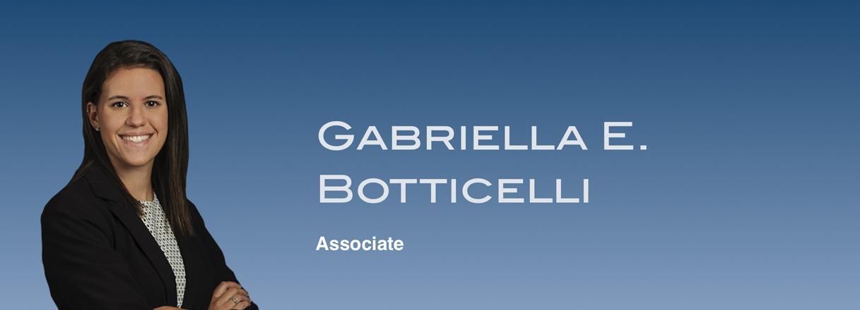 Gabriella E. Botticelli